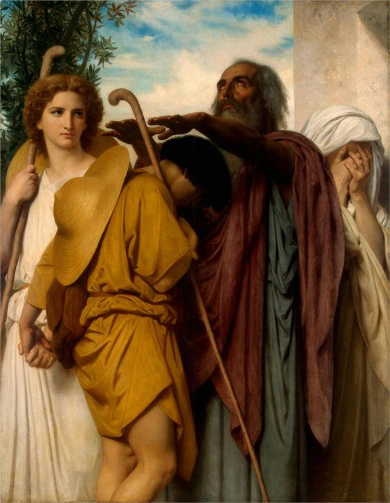 prayer to the archangel Raphael for the healing of the sick