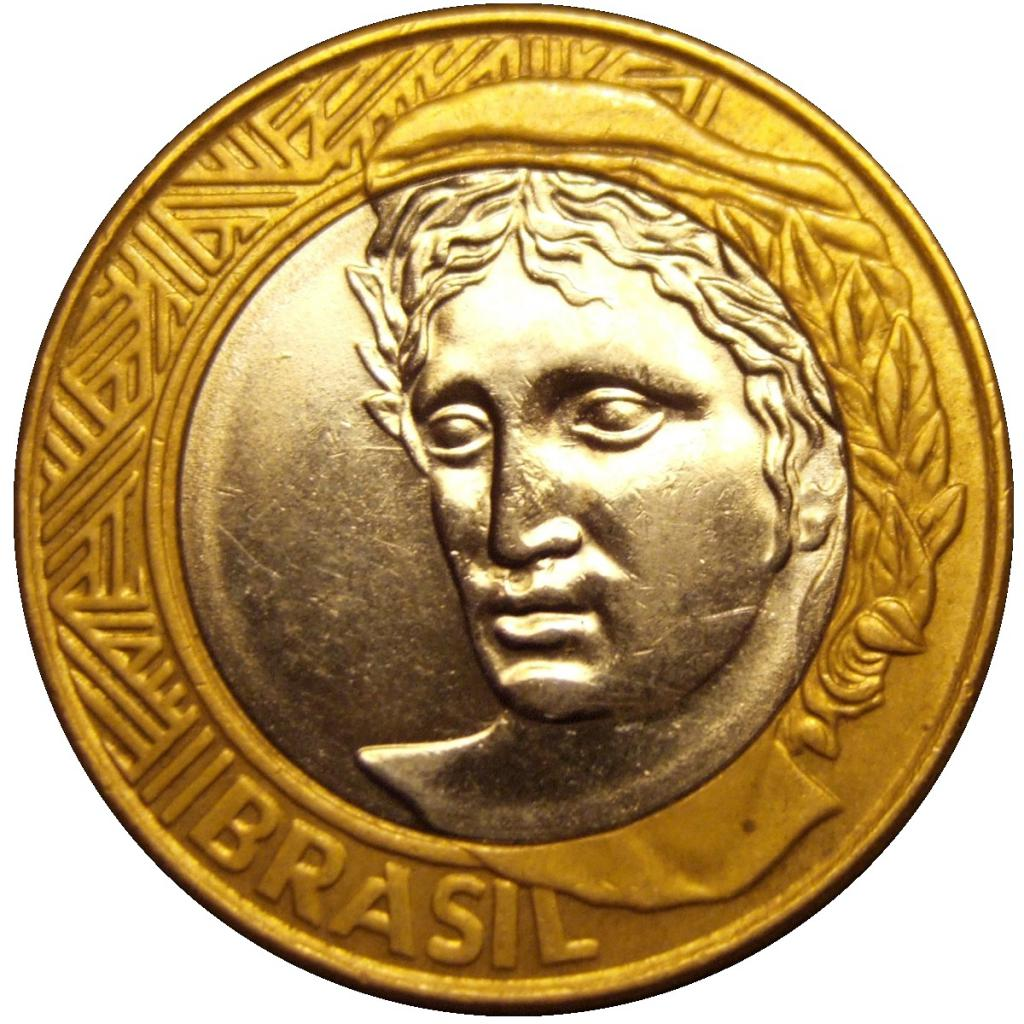 coin 1 real