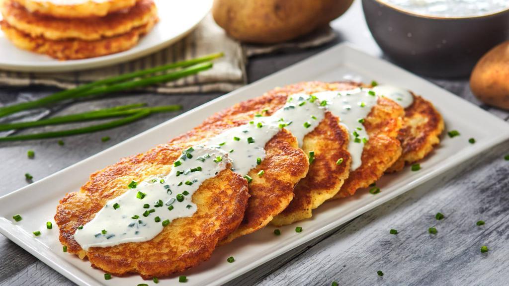 Картинки блюда из картошки