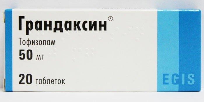 грандаксин аналоги безрецептурные