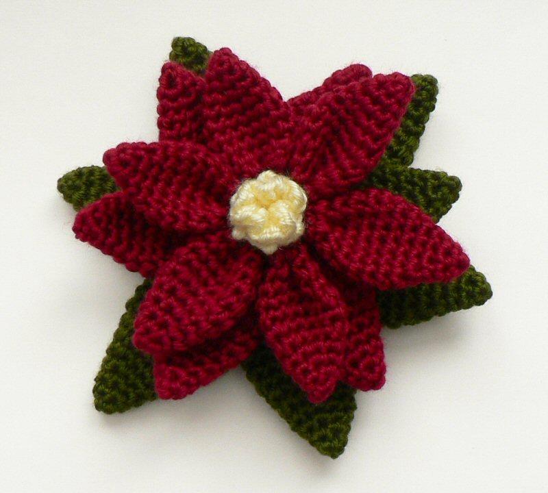 Цветок для украшения берета