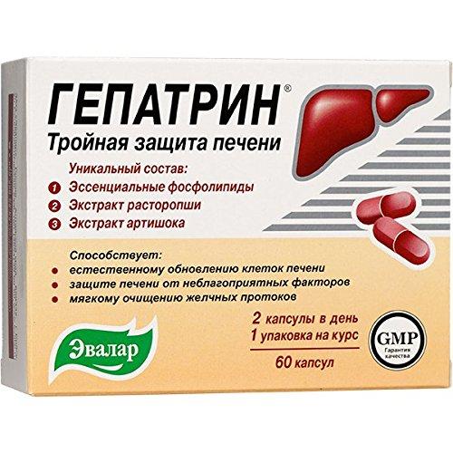 гепатин лекарство