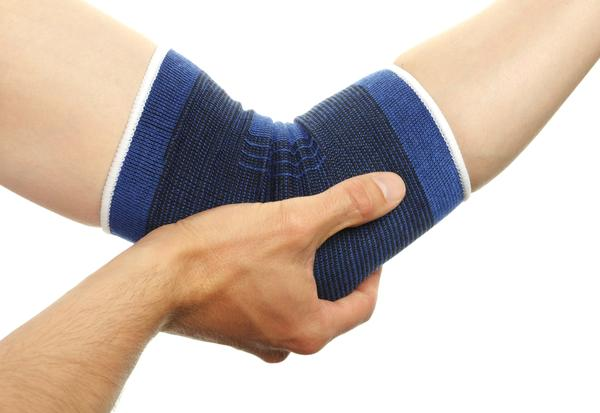 pain in the elbow