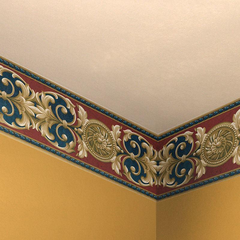 self adhesive wallpaper borders