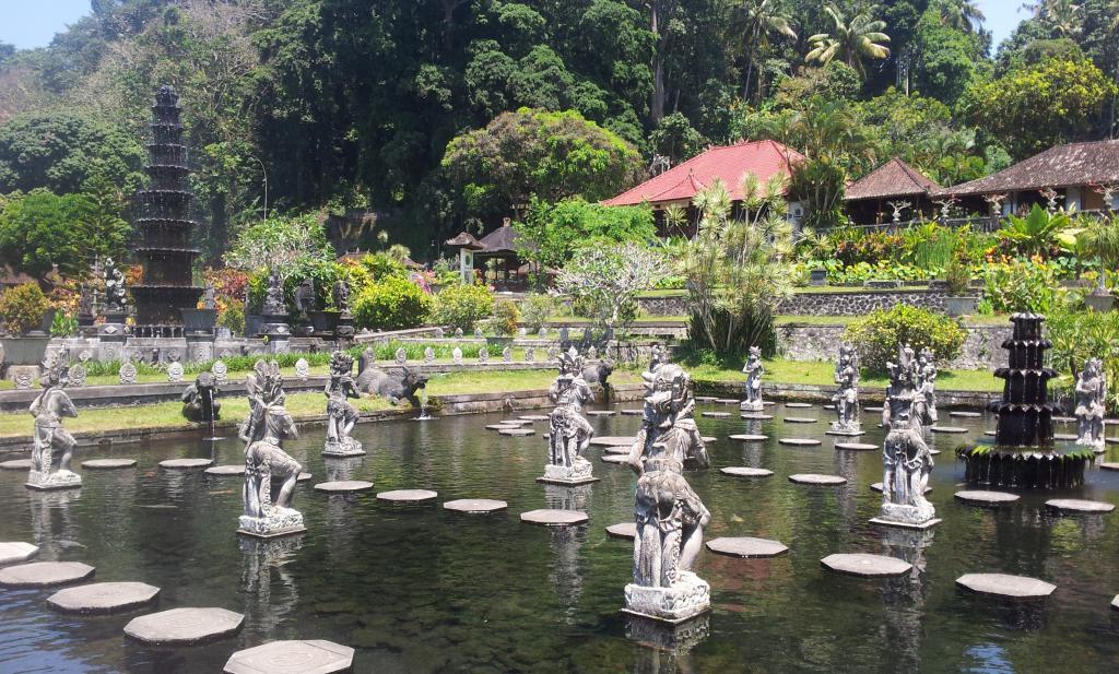 Bali Island in the Malay Archipelago
