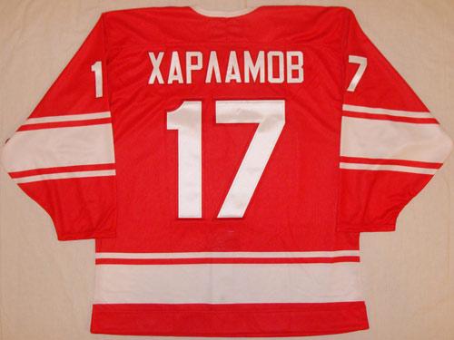 Mike Kharlamov