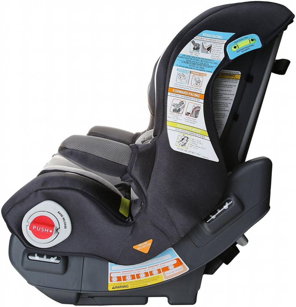 car seat graco 4ever all in 1