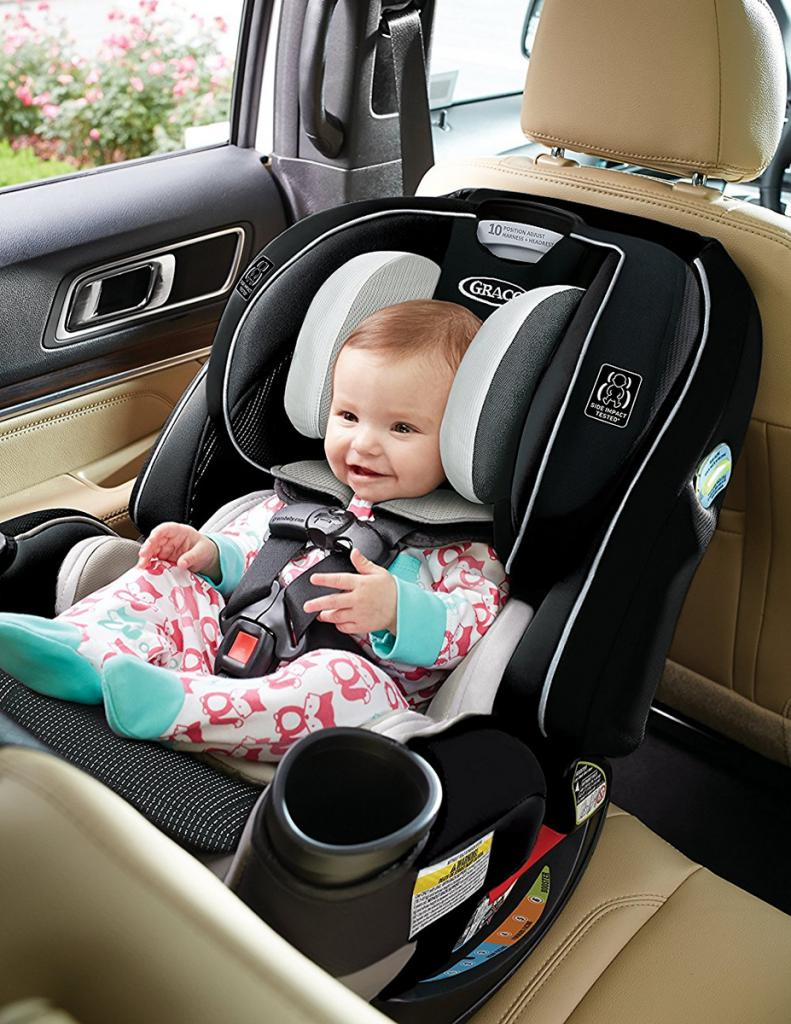baby car seat graco