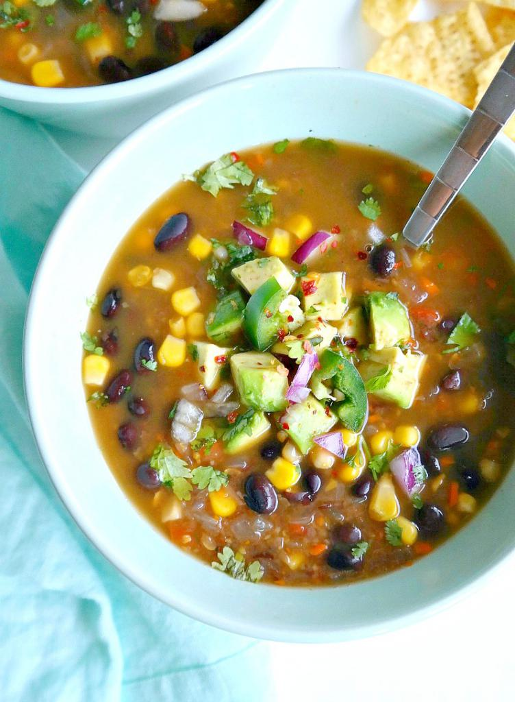 vegetarian soups recipes are the most delicious recipes