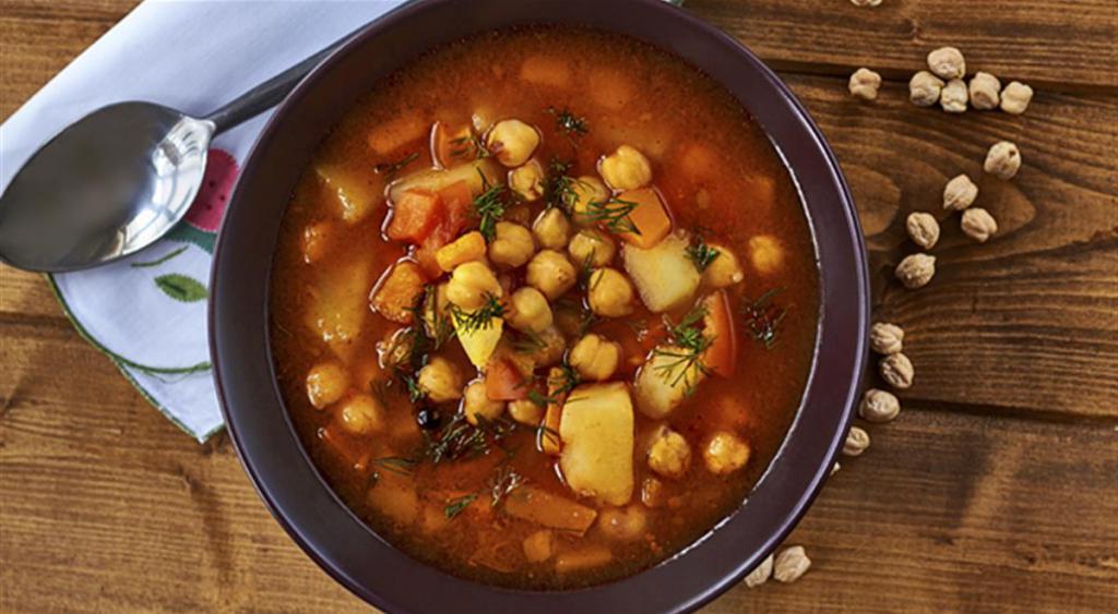 lentil soup vegetarian recipe