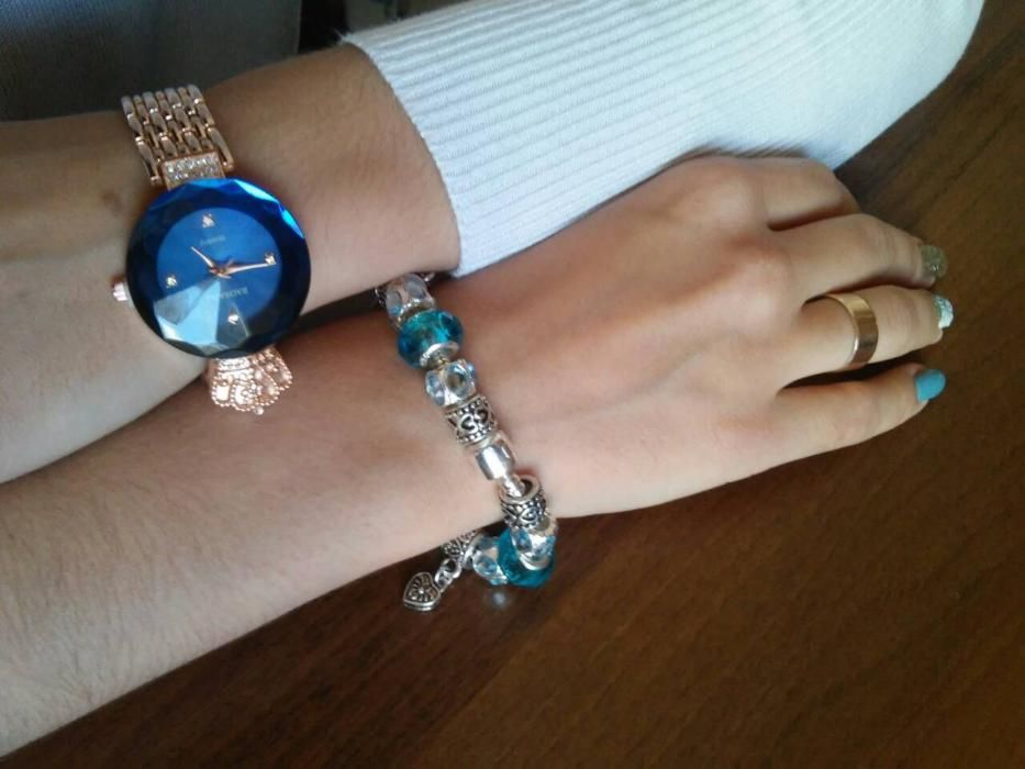 Часы Baosaili и браслет Pandora в подарок в Кременчуге
