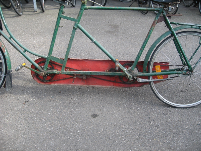 tandems bicycles