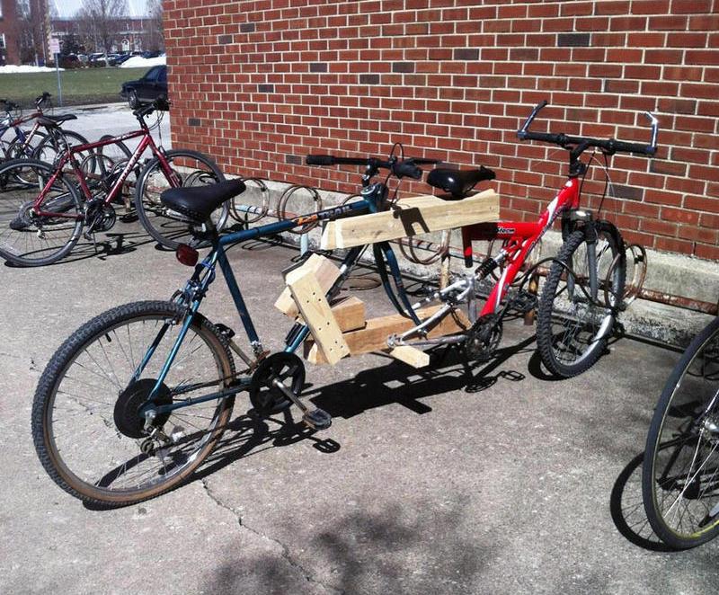 tandems bikes make