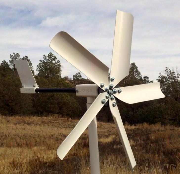 сделать ветряк