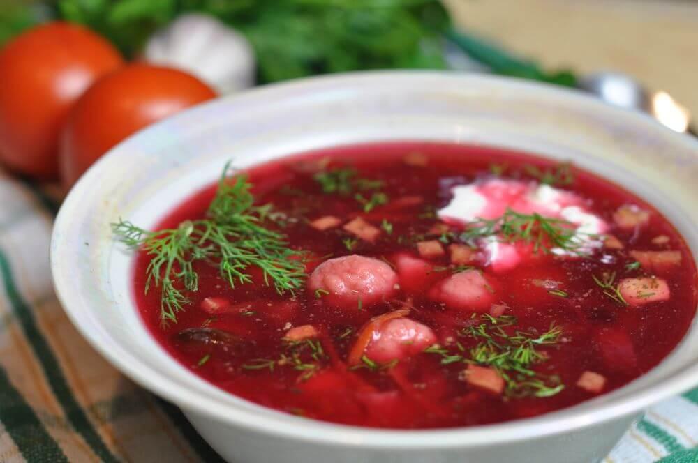 classic borscht