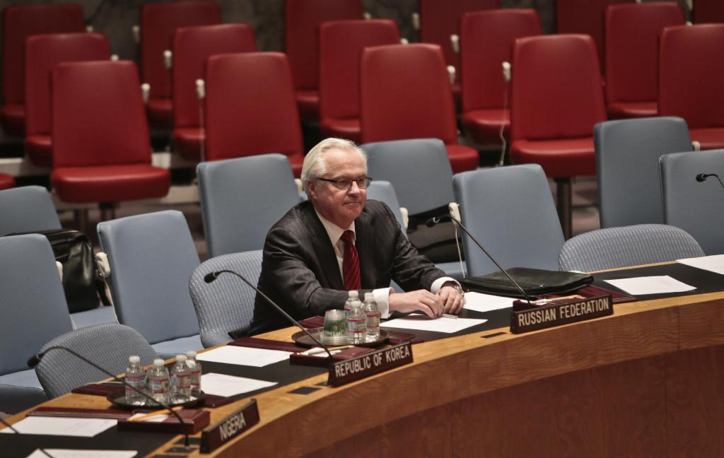 Vitaly Churkin diplomat