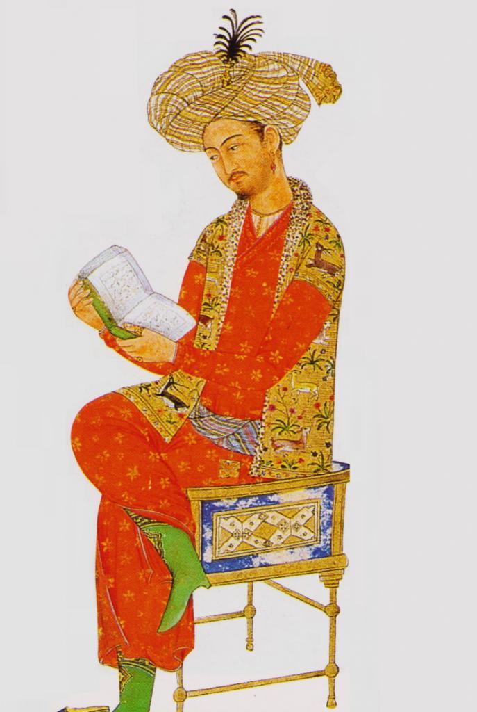 Babur - the founder of the dynasty