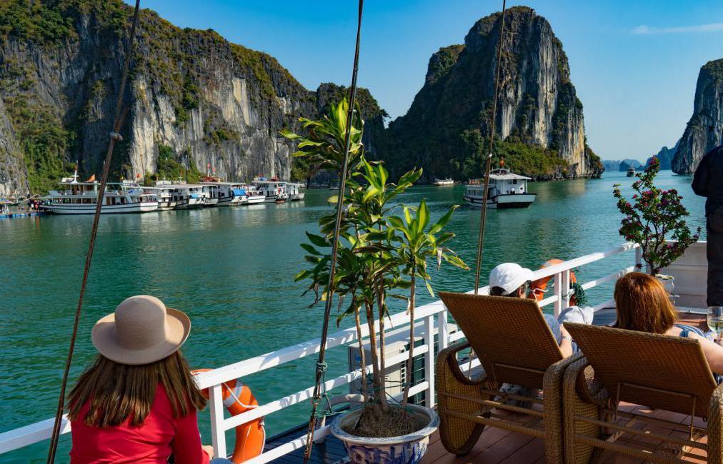 Бухта Халонг, Вьетнам: фото, экскурсии, как добраться?