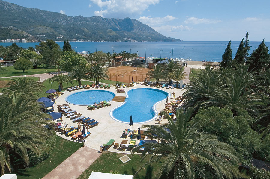 """Iberostar"" hotel in Montenegro"