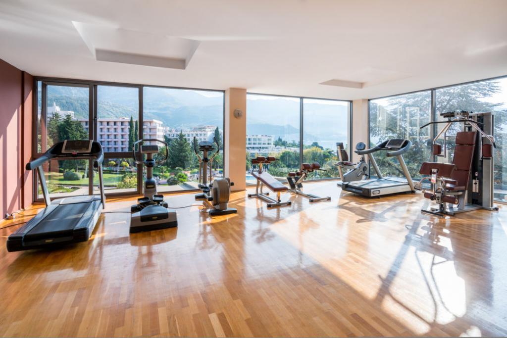 "gym in ""Iberostar"""