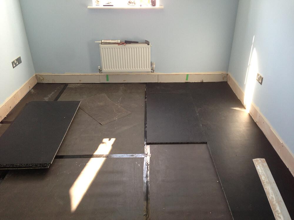 soundproofing for floor trotsellen