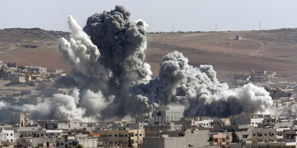 Military conflict in Syria