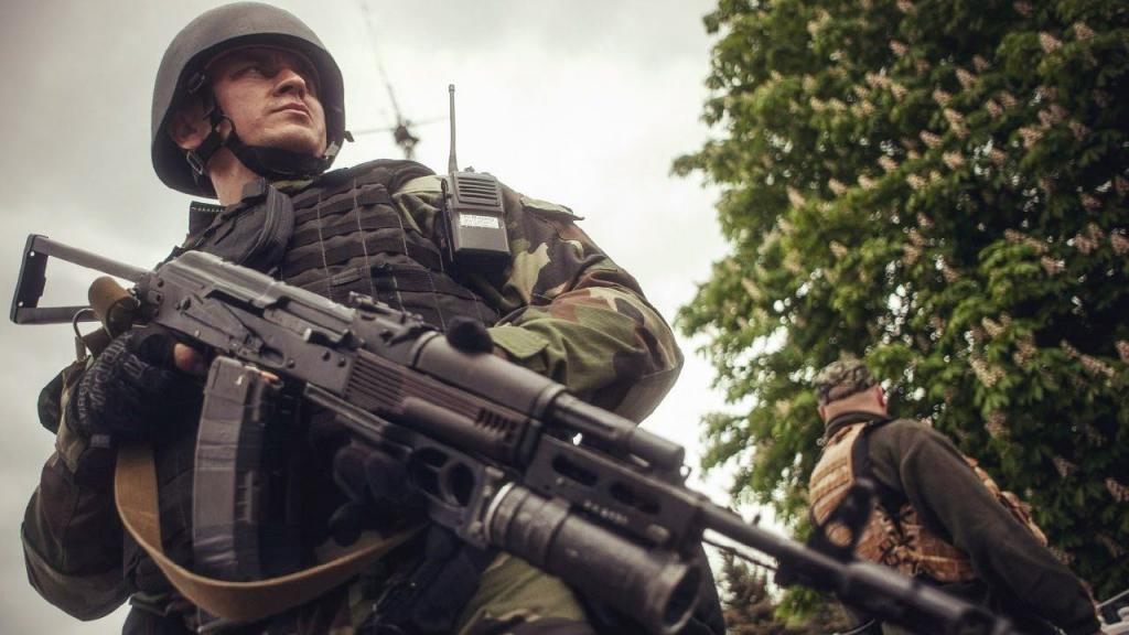 War in Eastern Ukraine