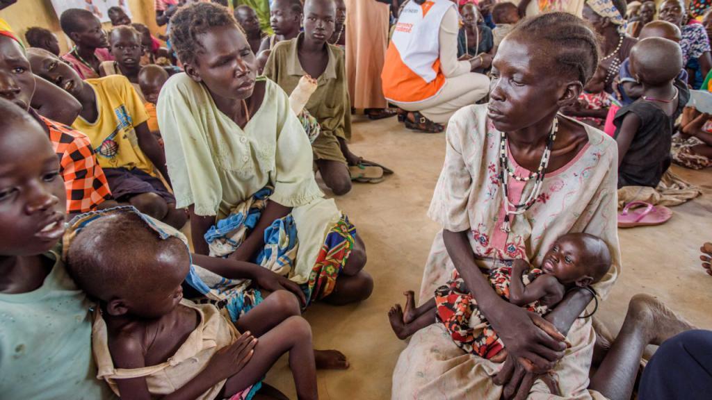 Famine in the Sahel