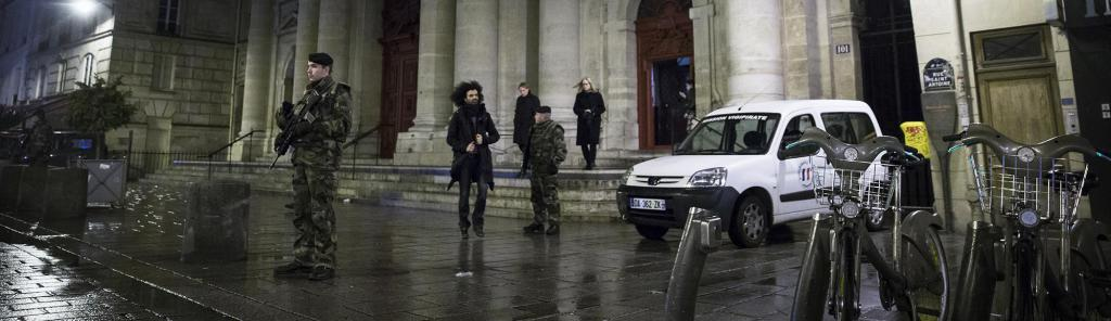 Corsica terrorist acts