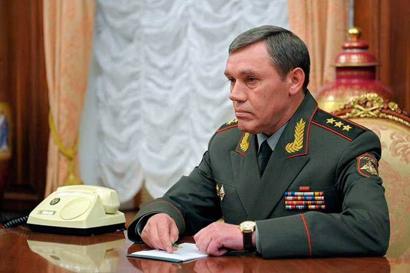 Commander-in-Chief of the Armed Forces of the Russian Federation