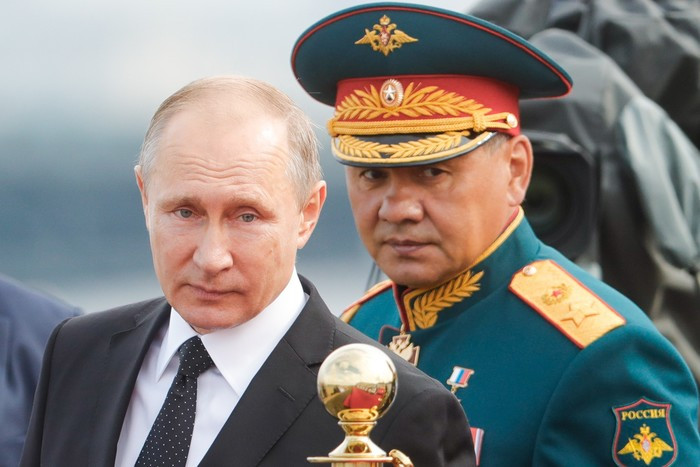 composition of the armed forces of the Russian Federation