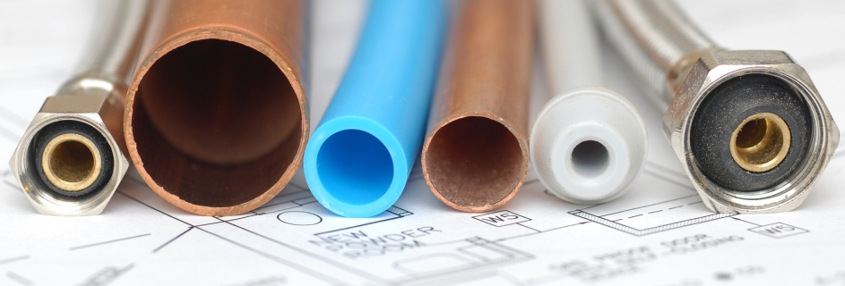 Pipes for temporary plumbing