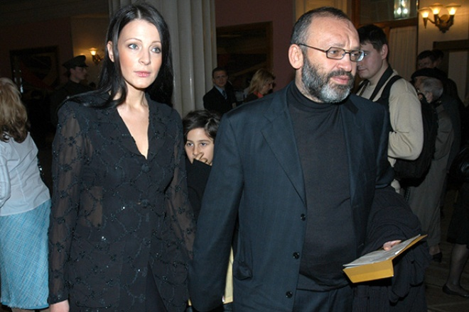Евгения Крюкова и Михаил Рудяк