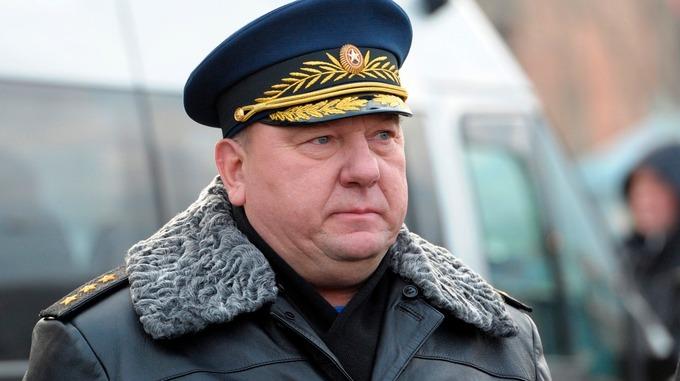 Shamanov Vladimir Anatolyevich