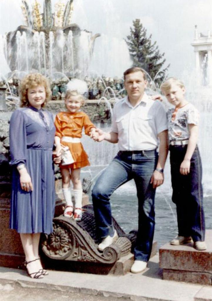 Children of General Shamanov