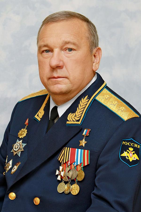 Hero of Russia General Shamanov