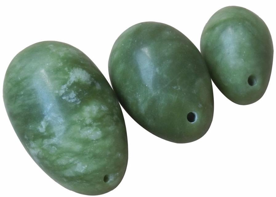 Jade Vaginal Balls
