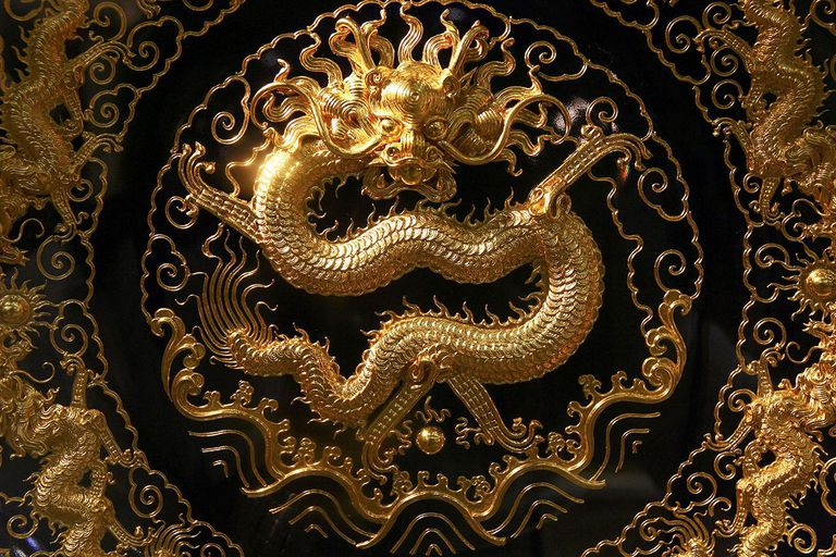 Year of the Dragon what year of birth