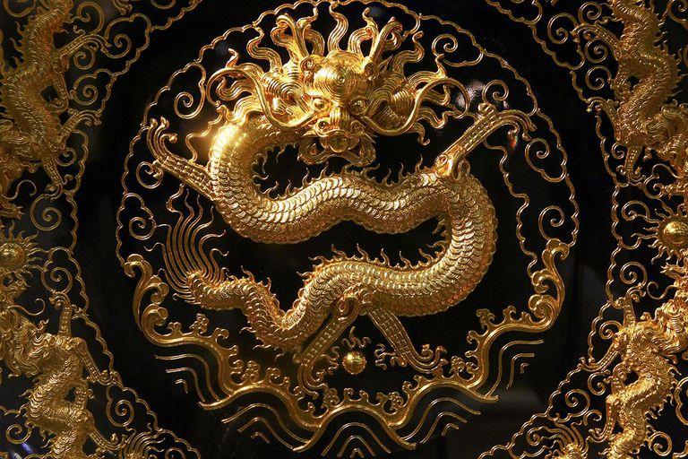 год Дракона какие года рождения