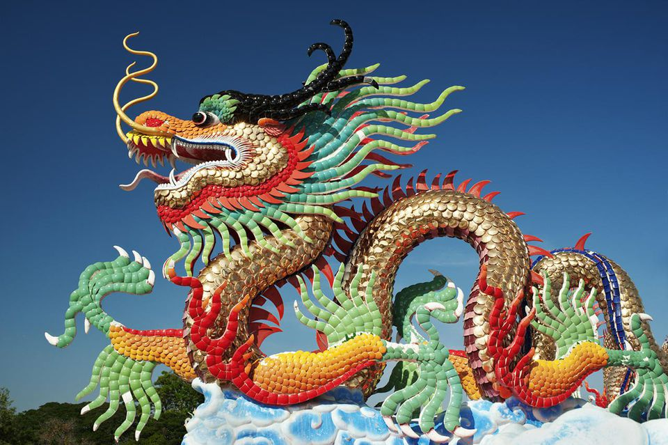 Horoscope year dragon
