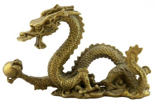 Year of the Dragon man