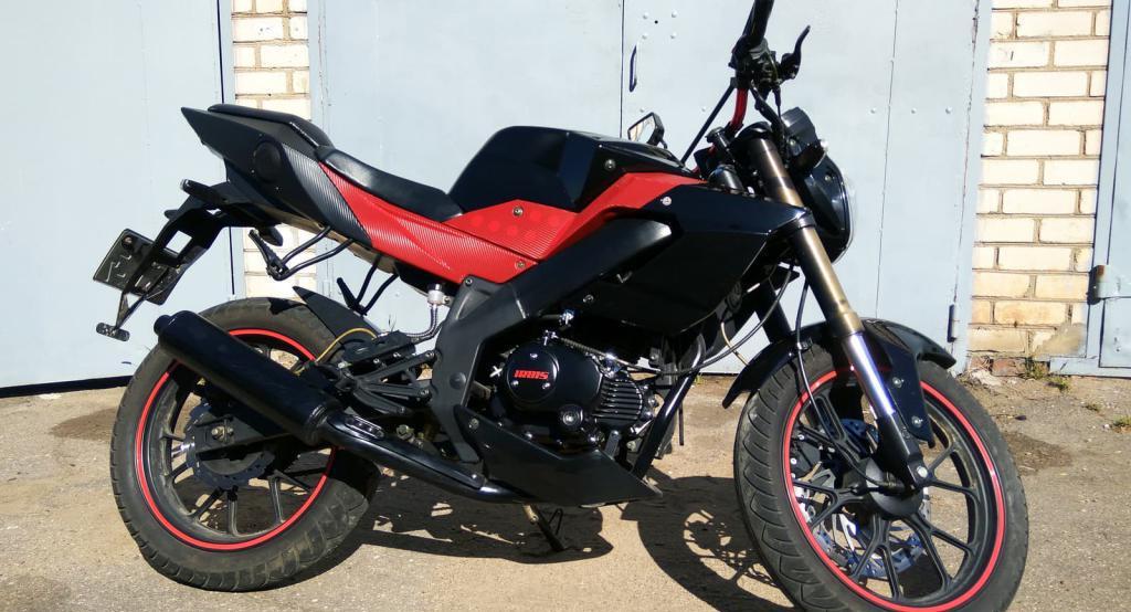 motorcycle irbis gr 250