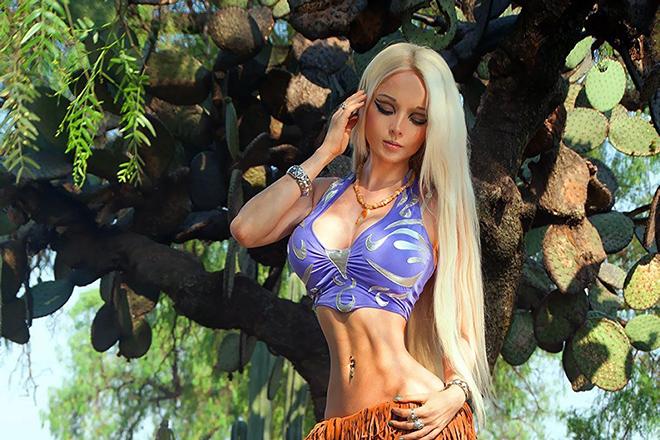 Valeria Lukyanov Barbie
