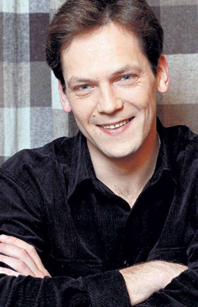 Dmitry Scherbina - actor