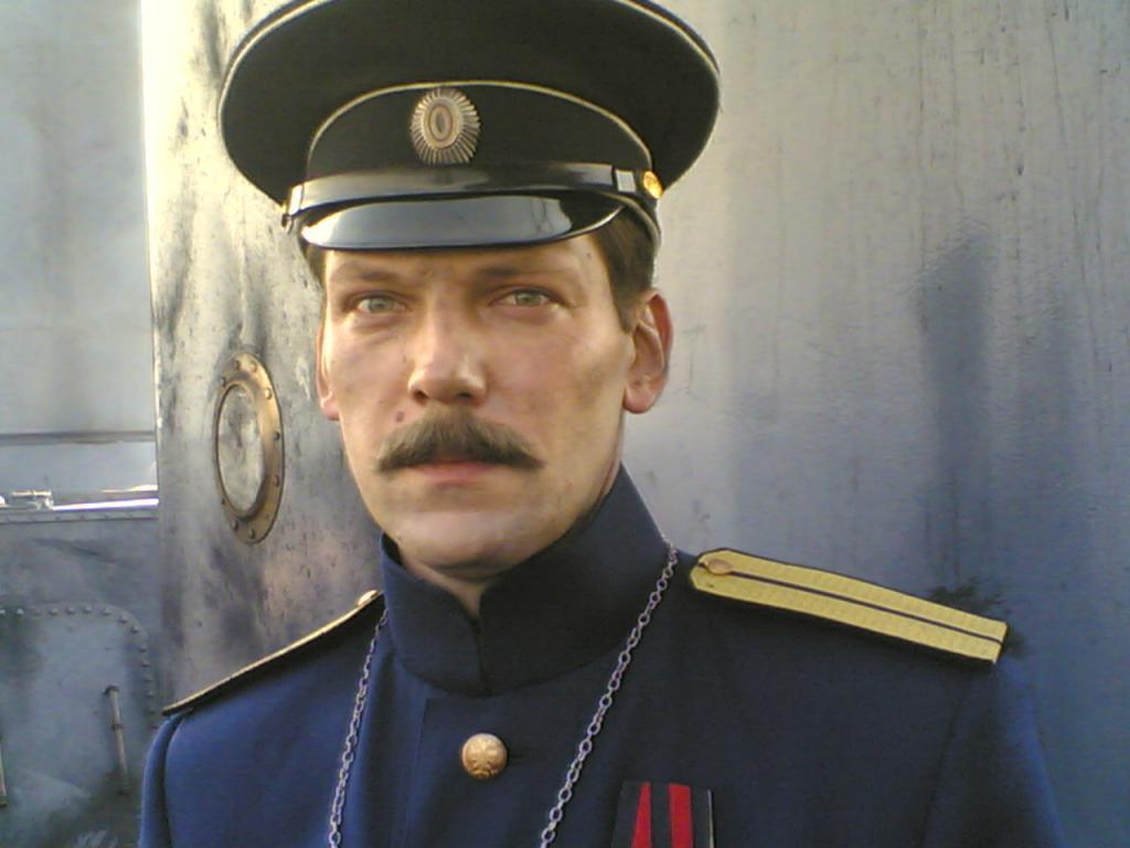 актер дмитрий щербина фото