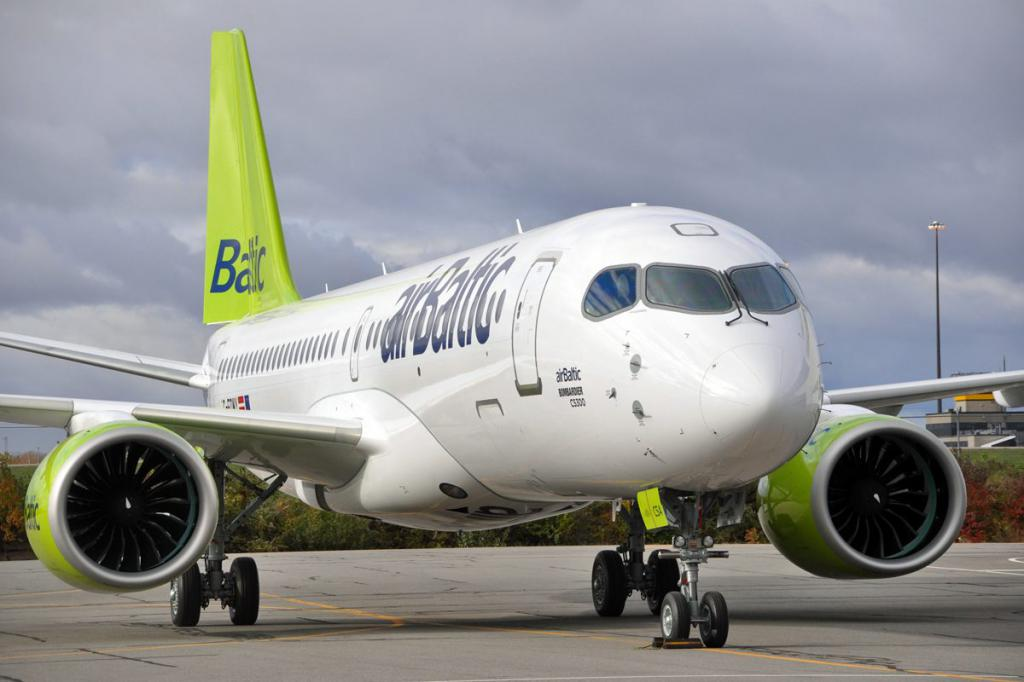 Airbaltic Airlines