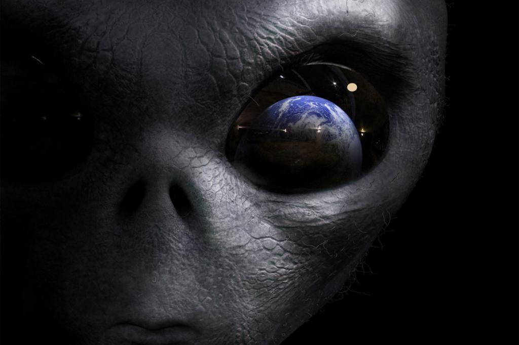 картинки про инопланетяне отличаются друг друга