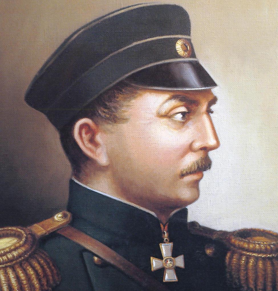 Vice-Admiral PS Nakhimov