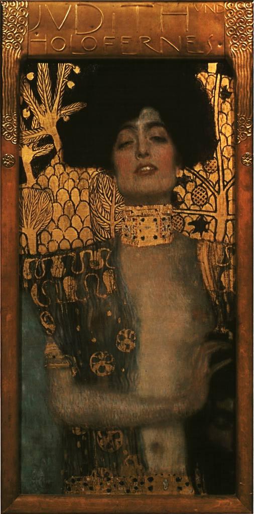Judith I, 1901