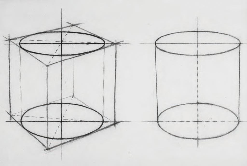 cylinder frame
